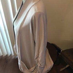 Alberto Makali women's xl dressy jacket lt purple